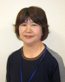 施設長 藤本 江美子
